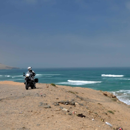 Marocco in Moto: dall'Atlantico all'Atlante