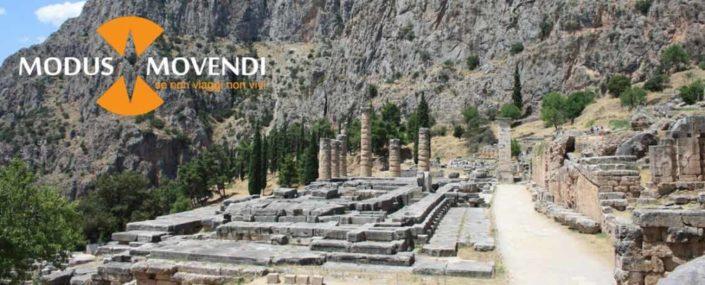 Itinerario in moto in Grecia