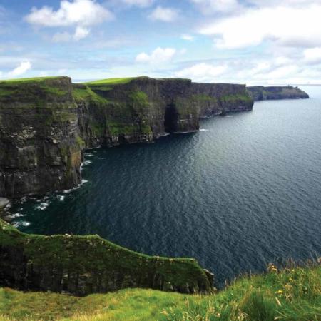 Irlanda in moto: un viaggio di due settimane.