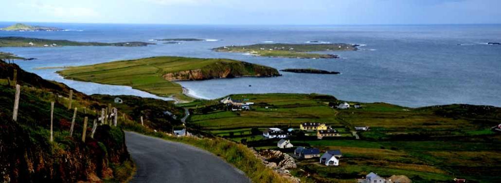 Viaggio in moto Irlanda, una settimana in motocicletta attraverso la natura.