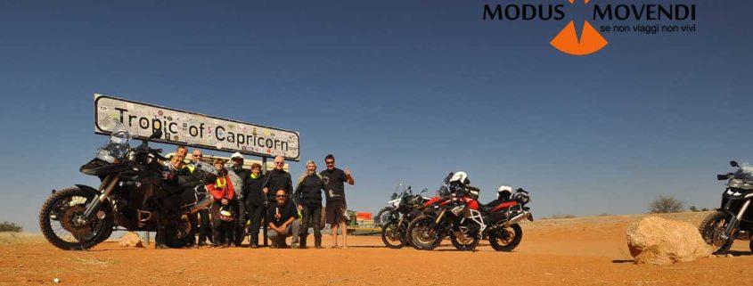 Viaggio in moto in Namibia, Agosto 2017